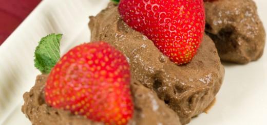 Chocolademousse - hemelse modder