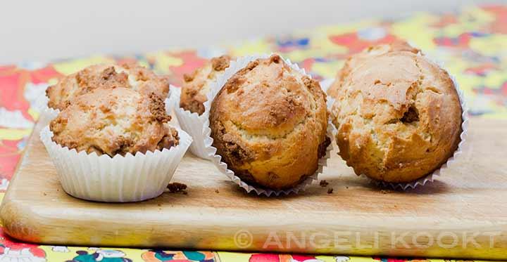 Kruidnoten muffins