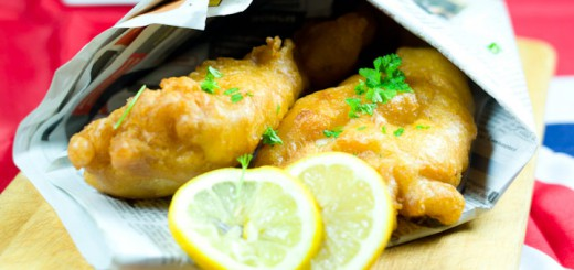 Fish without chips