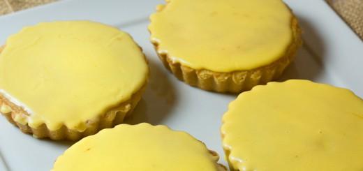 Gele koeken