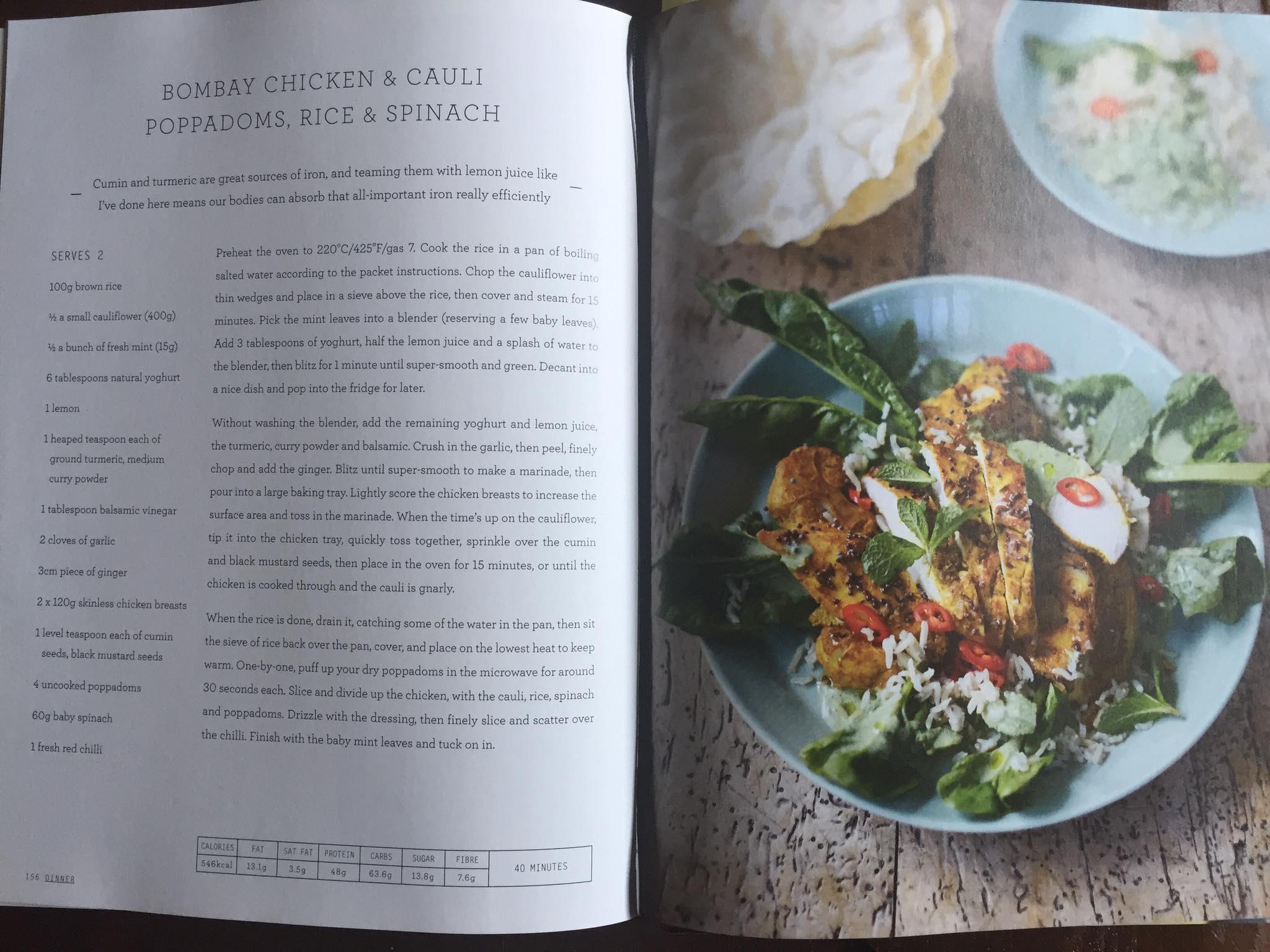 Bombay Chicken Jamie Oliver