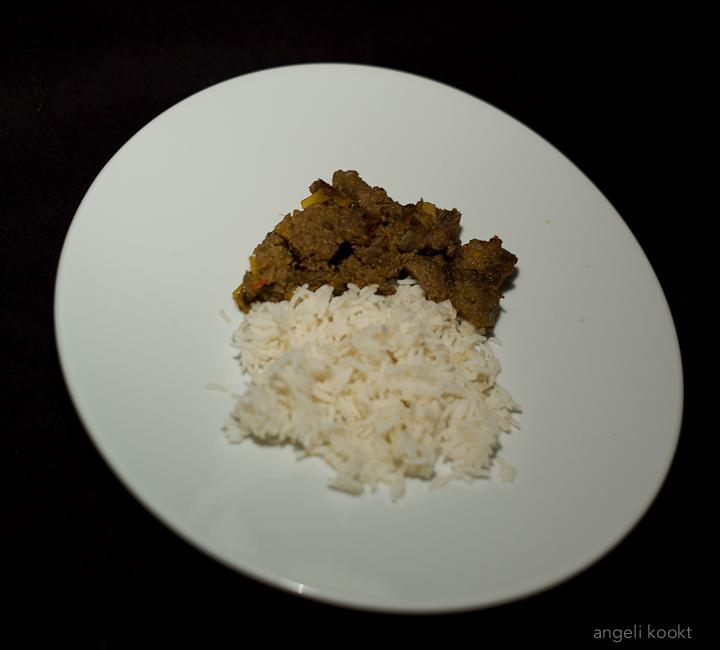 Indonesische rijsttafel Rendang recept