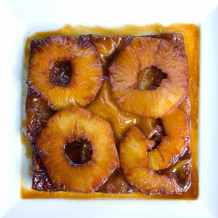 Ananas tarte tartin