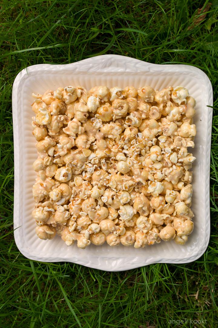 Recept popcornrepen