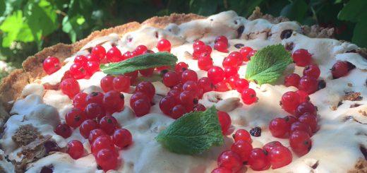 Rode bessen taart Angeli Kookt
